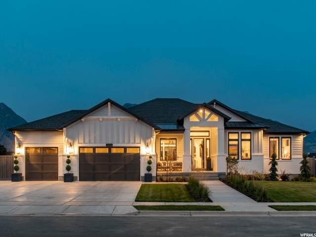 10366 N Mountain Ridge Way W, Highland, UT 84003 (#1704472) :: Doxey Real Estate Group