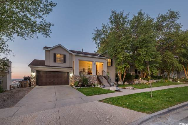 481 E Parowan Way, Draper, UT 84020 (#1704479) :: Doxey Real Estate Group