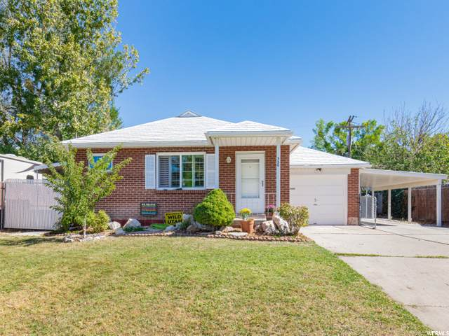 730 N American Beauty W, Salt Lake City, UT 84116 (#1704480) :: Big Key Real Estate