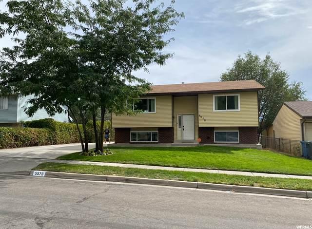 5979 S 3840 W, Salt Lake City, UT 84118 (#1704484) :: Utah Best Real Estate Team | Century 21 Everest