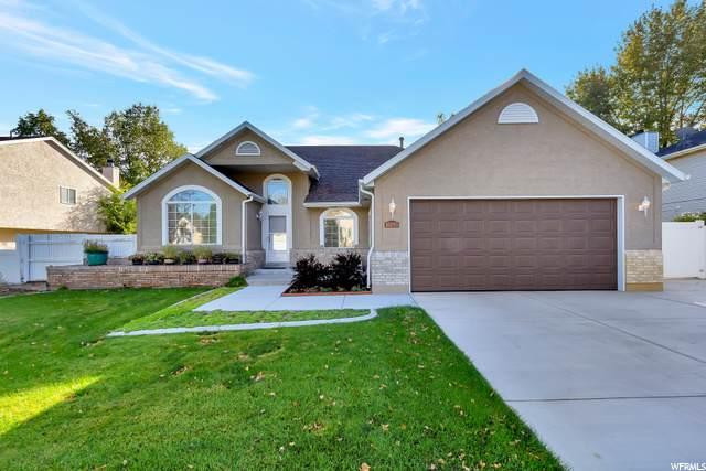 10293 S Ashley Park Dr E, Sandy, UT 84092 (#1704524) :: Gurr Real Estate