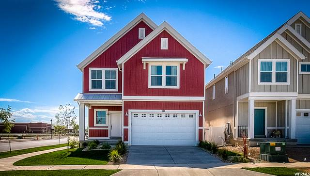 1090 S Raintree Ln #154, Santaquin, UT 84655 (#1704534) :: Doxey Real Estate Group