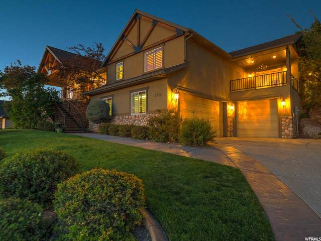 1603 E Millbrook Way S, Bountiful, UT 84010 (#1704538) :: The Perry Group