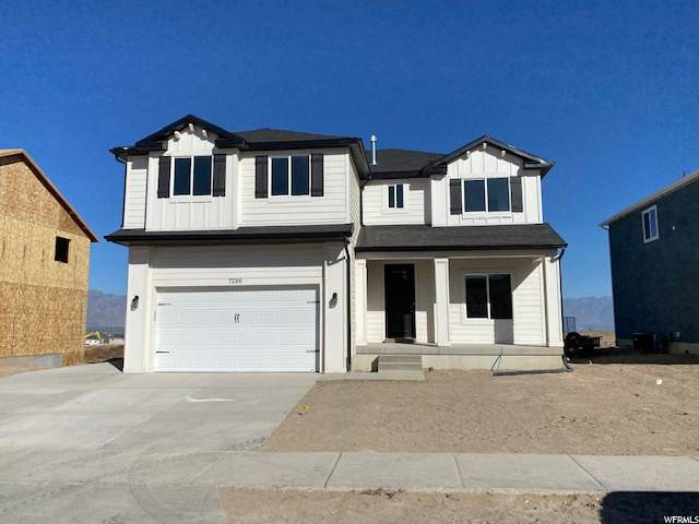 7286 N Clear Meadow Way #2710, Eagle Mountain, UT 84005 (#1704559) :: Red Sign Team