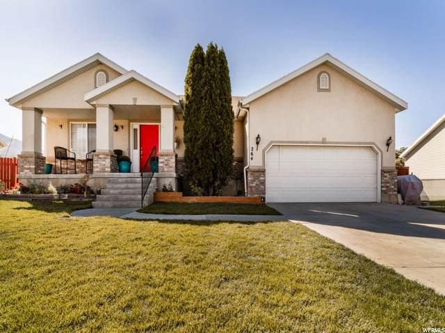 264 Winchester Dr, Springville, UT 84663 (#1704583) :: Utah Best Real Estate Team | Century 21 Everest