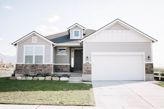 1526 E Aspen Dr, Spanish Fork, UT 84660 (#1704591) :: The Perry Group