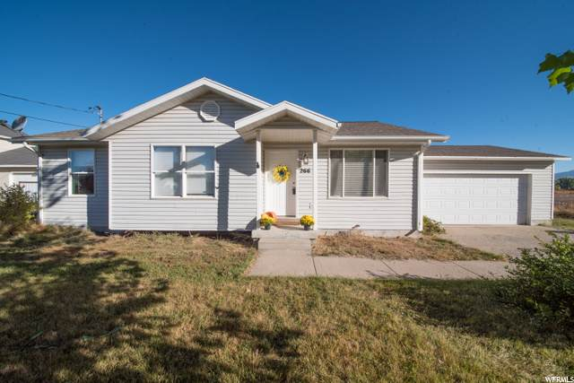 266 W Center St, Lewiston, UT 84320 (#1704601) :: The Fields Team