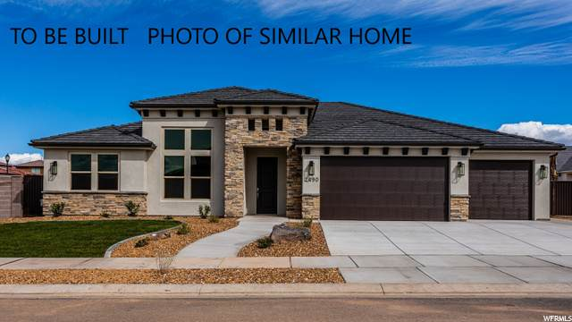 2250 E Tawny Ridge Dr, St. George, UT 84790 (MLS #1704605) :: Jeremy Back Real Estate Team