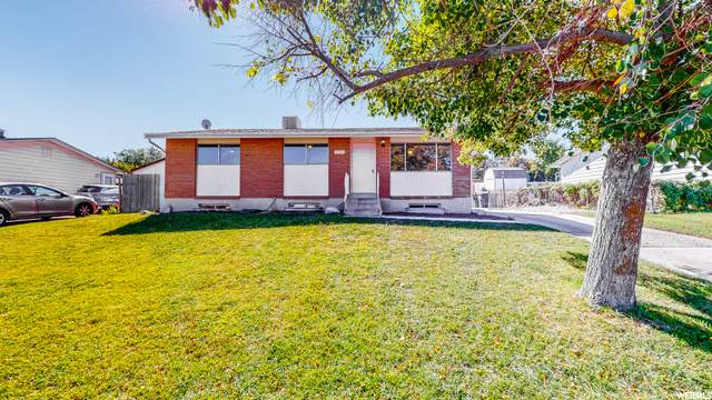 6243 W 3670 S, West Valley City, UT 84128 (#1704620) :: Powder Mountain Realty