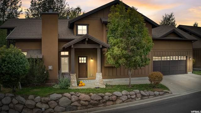 7861 Engen Loop, Park City, UT 84098 (#1704637) :: Exit Realty Success