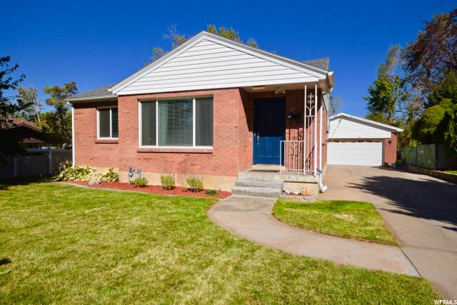 190 W 1800 S, Bountiful, UT 84010 (#1704638) :: Doxey Real Estate Group