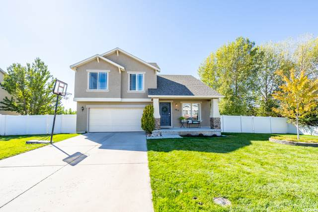 1917 W 1400 N, Lehi, UT 84043 (#1704640) :: Gurr Real Estate