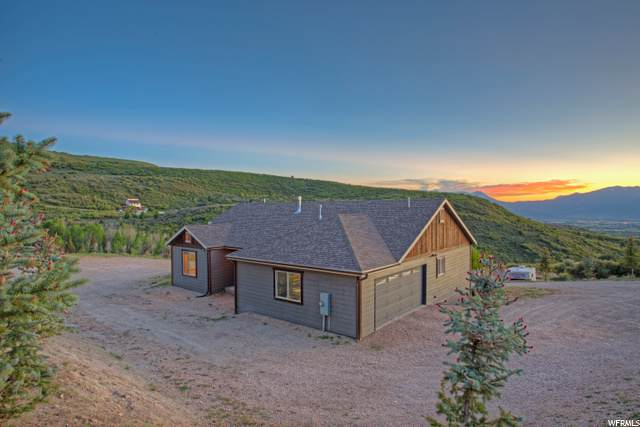 7500 E Valley View Dr S #1457, Heber City, UT 84032 (MLS #1704643) :: High Country Properties