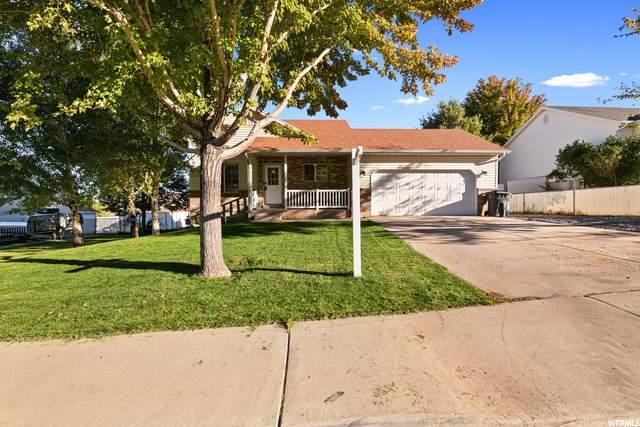 541 E 610 S, Santaquin, UT 84655 (#1704652) :: Gurr Real Estate