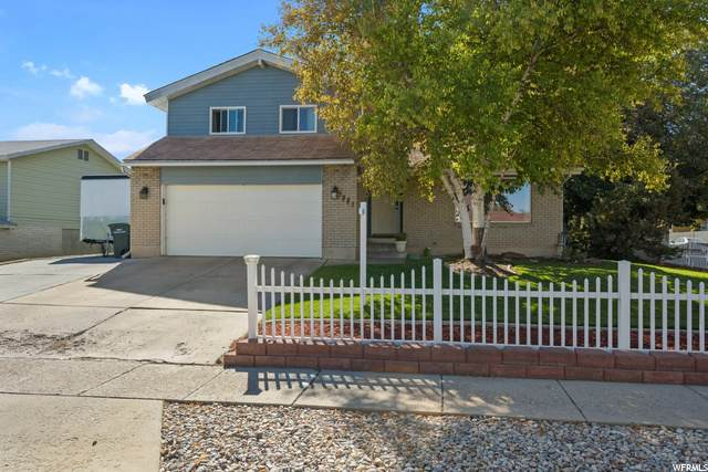 3885 Starwood St, West Valley City, UT 84120 (#1704661) :: Utah Best Real Estate Team | Century 21 Everest
