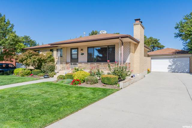 661 E Greenwood Ave S, Midvale, UT 84047 (#1704663) :: Exit Realty Success