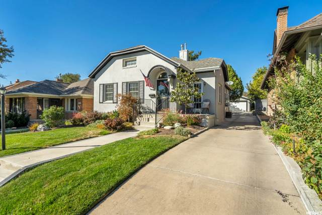1361 E Browning Ave, Salt Lake City, UT 84105 (#1704691) :: RE/MAX Equity