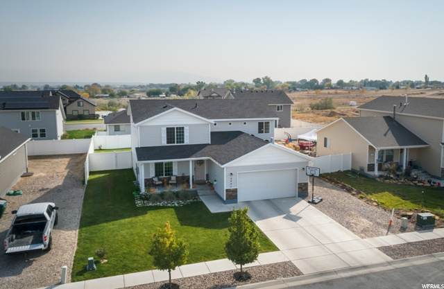 3827 S 330 W, Vernal, UT 84078 (#1704712) :: Exit Realty Success