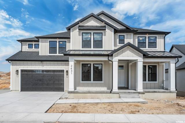 2431 E Lone Hill Dr S, Draper, UT 84020 (#1704743) :: Bustos Real Estate | Keller Williams Utah Realtors