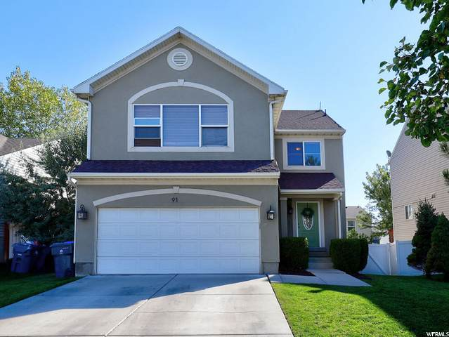 91 N Archmore St, Saratoga Springs, UT 84043 (#1704767) :: Red Sign Team