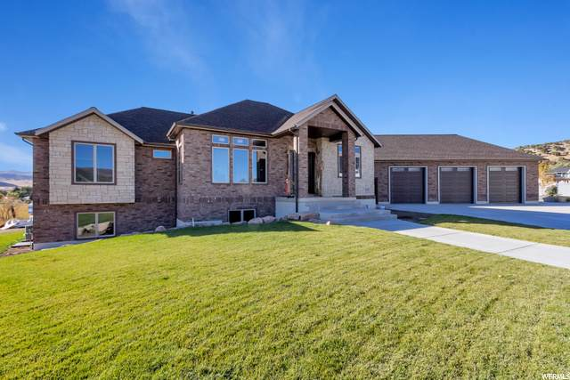 409 E Creek Side Way #110, Coalville, UT 84017 (#1704769) :: Exit Realty Success