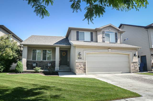 998 W Somersby N, North Salt Lake, UT 84054 (#1704789) :: Belknap Team