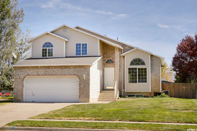 5334 S 3400 W, Roy, UT 84067 (#1704808) :: Doxey Real Estate Group