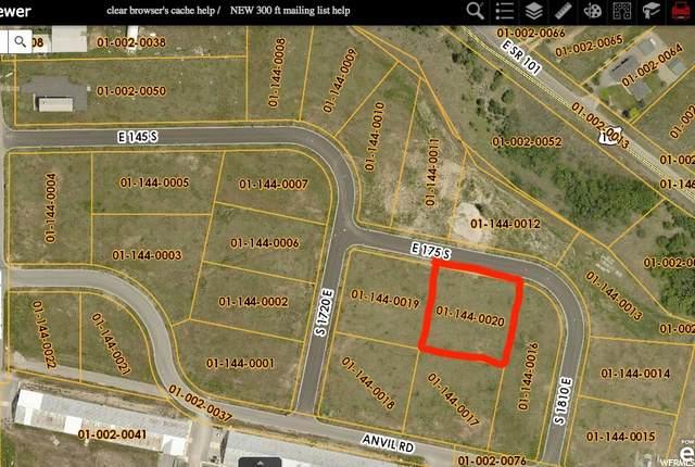 1778 E 0175 S #20, Hyrum, UT 84319 (#1704813) :: Big Key Real Estate