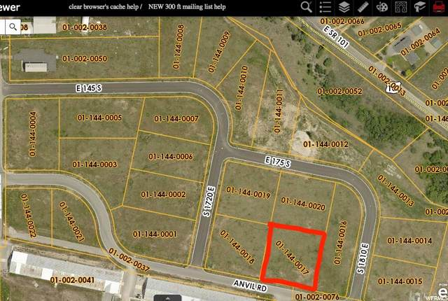 1765 E Anvil Rd #17, Hyrum, UT 84319 (#1704819) :: Big Key Real Estate