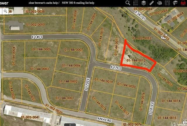 1791 E 175 S #12, Hyrum, UT 84319 (#1704822) :: Big Key Real Estate