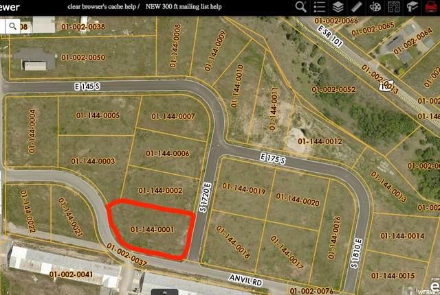 1673 E Anvil Rd #1, Hyrum, UT 84319 (#1704823) :: Big Key Real Estate