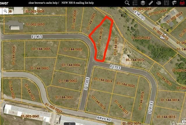 158 S 1720 E #10, Hyrum, UT 84319 (#1704828) :: Big Key Real Estate