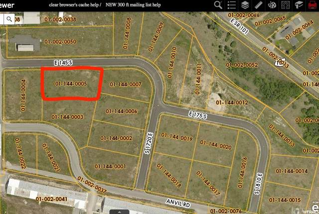 1660 E 145 S #5, Hyrum, UT 84319 (#1704837) :: Big Key Real Estate