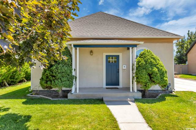 90 N 300 W, Spanish Fork, UT 84660 (#1704847) :: Bustos Real Estate | Keller Williams Utah Realtors