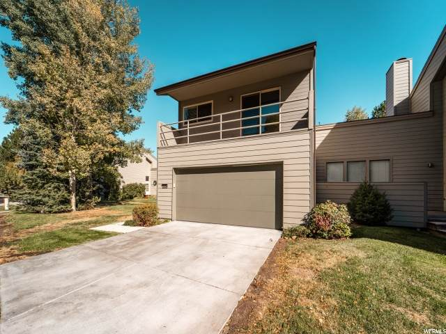 1358 W Silver Meadows Dr #70, Park City, UT 84098 (#1704871) :: Doxey Real Estate Group