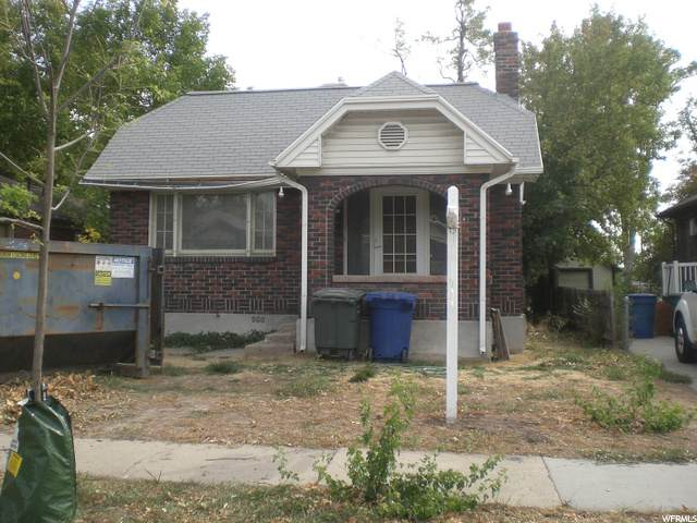966 E Simpson Ave, Salt Lake City, UT 84106 (#1704873) :: Gurr Real Estate