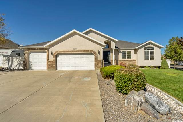 5482 Bellagio Ct, Herriman, UT 84065 (#1704937) :: Gurr Real Estate