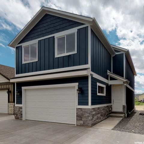 8679 N Shadow Creek Aly E38, Eagle Mountain, UT 84005 (#1704953) :: Berkshire Hathaway HomeServices Elite Real Estate