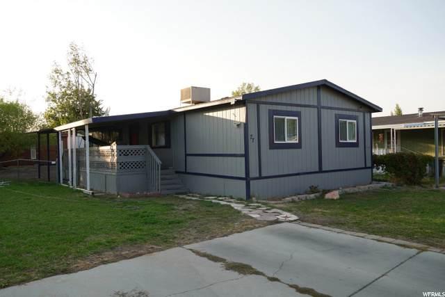 5075 W 4700 S #77, Salt Lake City, UT 84118 (MLS #1704981) :: Lawson Real Estate Team - Engel & Völkers
