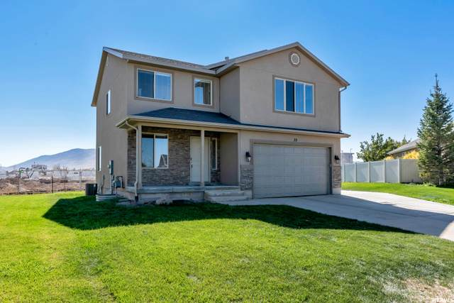 39 E Argyle Way, Saratoga Springs, UT 84045 (#1705007) :: Gurr Real Estate