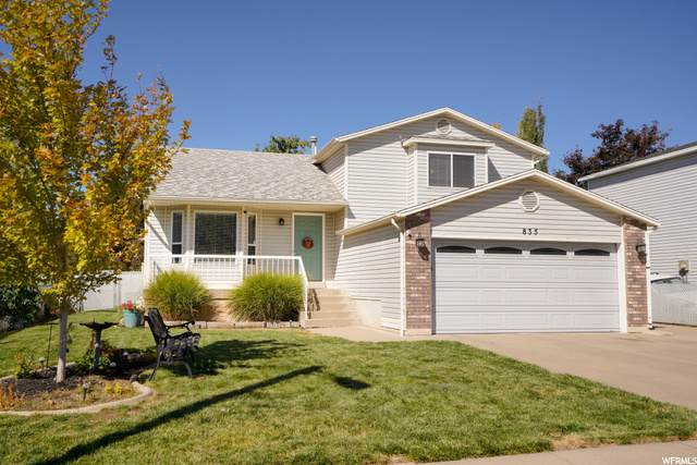 835 E 625 S, Layton, UT 84041 (#1705014) :: Powder Mountain Realty