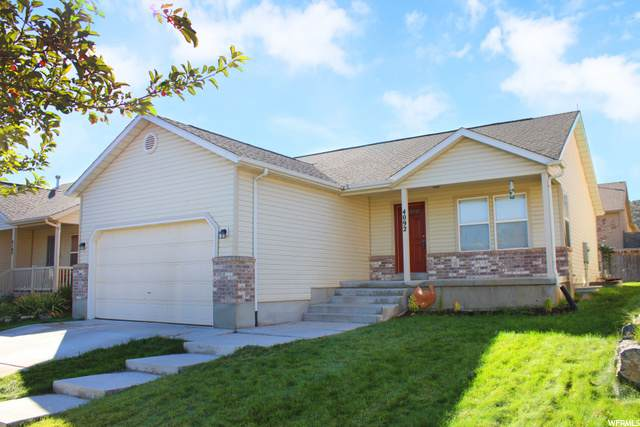 4092 E Chinook St, Eagle Mountain, UT 84005 (#1705051) :: Powder Mountain Realty
