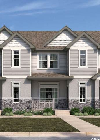4256 W Dixon Way #6024, Lehi, UT 84043 (#1705052) :: Gurr Real Estate