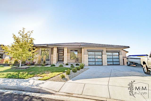 604 Morningside Cir, Cedar City, UT 84720 (#1705090) :: The Perry Group