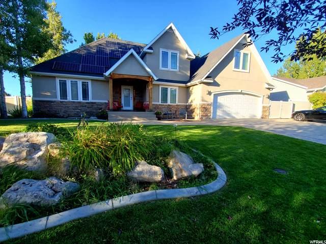 941 E 320 N, Heber City, UT 84032 (#1705154) :: Gurr Real Estate