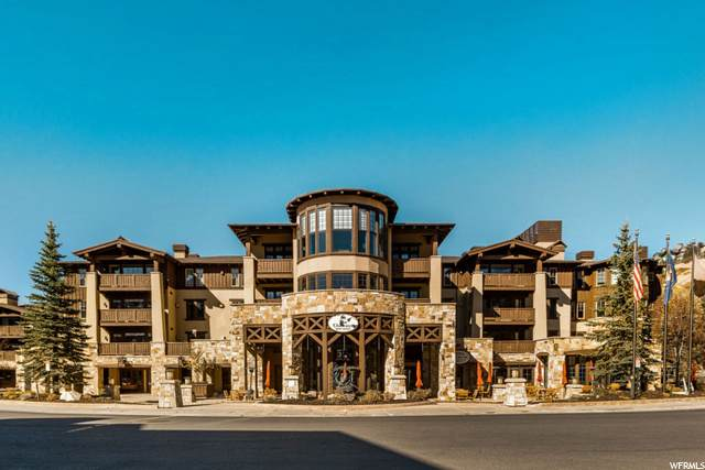 7815 N Royal St E A223, Deer Valley, UT 84060 (#1705161) :: The Perry Group