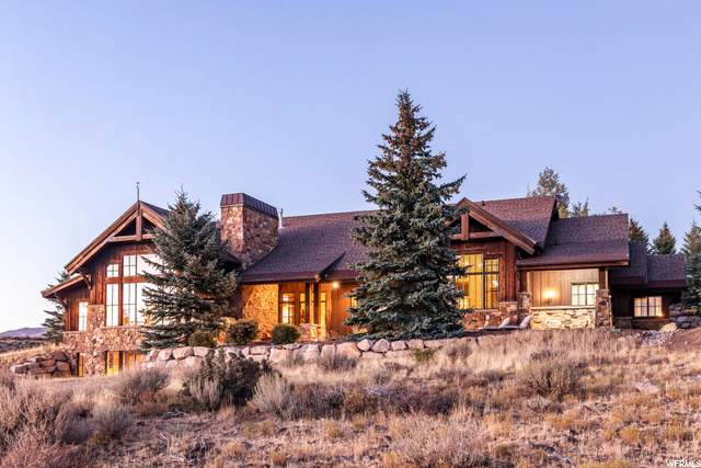 7701 N West Hills Trl, Park City, UT 84098 (#1705165) :: Pearson & Associates Real Estate