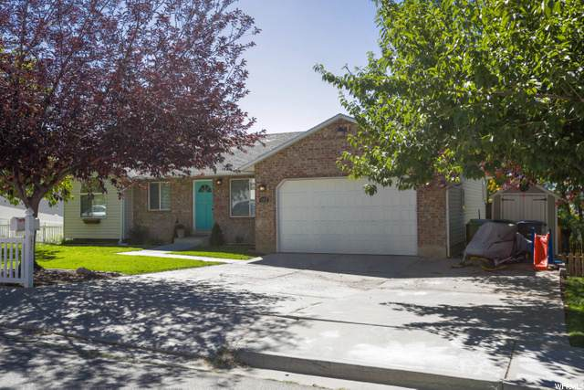 1972 S Montana Ave, Provo, UT 84606 (#1705169) :: Red Sign Team