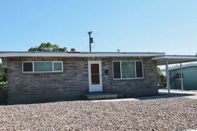 850 N 900 E, Price, UT 84501 (#1705184) :: Berkshire Hathaway HomeServices Elite Real Estate