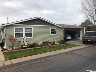 1111 N 2000 W #183, Farr West, UT 84404 (MLS #1705192) :: Lawson Real Estate Team - Engel & Völkers